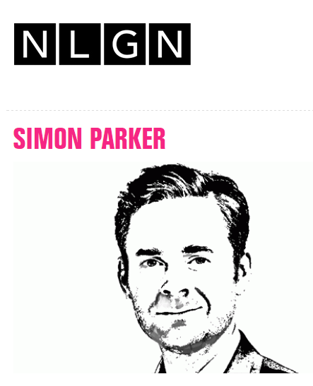 Simon Parker FoDG Blog