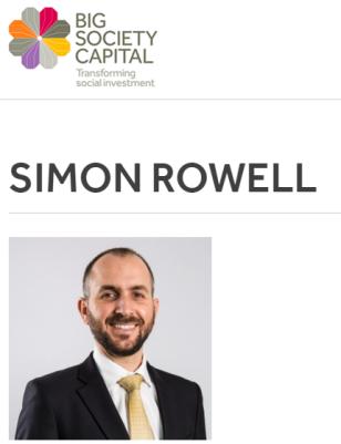 Simon Rowell, BSC