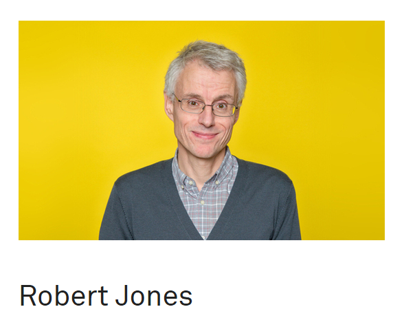 Robert Jones Wolff Olins